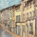 quillan street By Catriona Brough