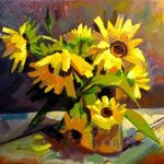 Sunflower By Calin Bogatean