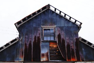 Artist: Celeste Mccullough - Title: Barn - Medium: Color Photograph - Year: 2014