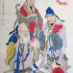 happiness and longevity By Jinxian Zhao