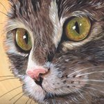 Indie Cat By Cheryl Johnson