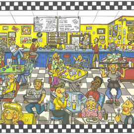 The Local Diner, Cheryl Johnson