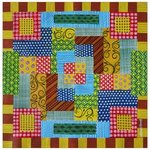 my babies quilt  By Chandru Hiremath
