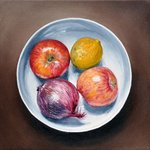 Fruit Bowl By Chandle Lee