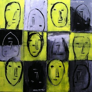 Artist: Charles Cham - Title: 1664 AUTUMN2010 - Medium: Oil Painting - Year: 2005