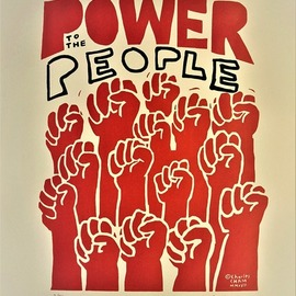 POWER TO THE PEOPLE  By Charles Cham