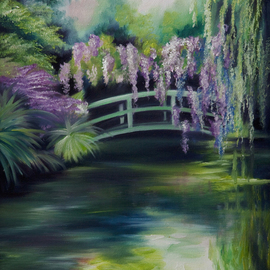 Wysteria Bridge