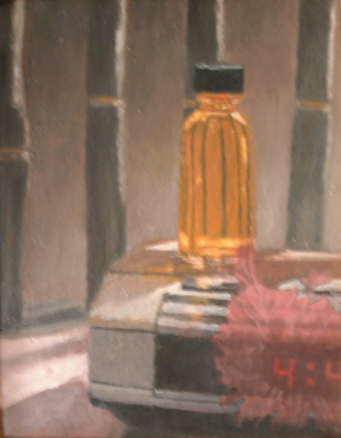 Charles Wesley: Essence, 2002 Oil Painting