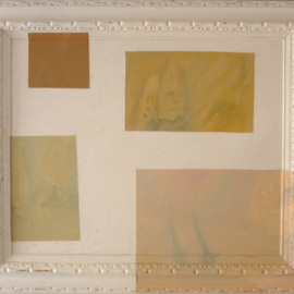 Four Unrelated Paintings Trapped In a Single Work of Art By Charles Wesley