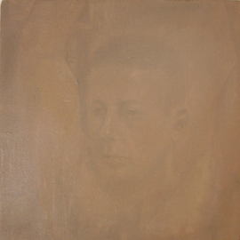 Self Portrait: Brown By Charles Wesley