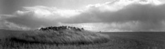 Chris Faust: 'Homage to a Glacial Lobe', 1990 Black and White Photograph, Landscape. Artist Description:  B& W Midwest landscape ...