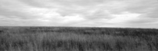 Chris Faust: 'Priaire Near Warner SD', 1990 Black and White Photograph, Landscape. Artist Description:          B& W Midwest landscape         ...