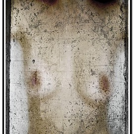 Christian Harkness Artwork Tarnished Mirror 1, 2007 Other Photography, Nudes