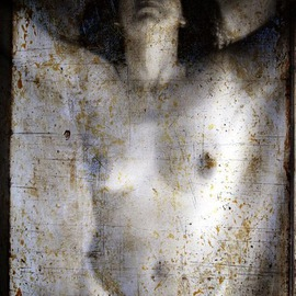 Christian Harkness Artwork Tarnished Mirror 2, 2007 Other Photography, Nudes