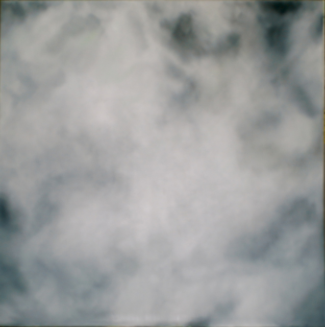 Christian Draeger  'Untitled Cloudscape', created in 2010, Original Watercolor.