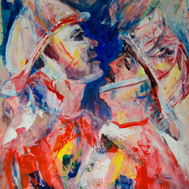 Firemen  By Caren Keyser