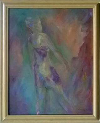 Caren Keyser Artwork Girl in the Dress, 2015 Girl in the Dress, Figurative