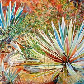 Tropical Heat  By Caren Keyser