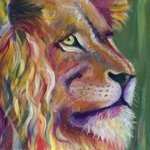 Lion By Claire Slattery