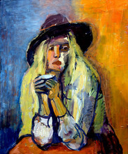 - artwork waiting-1297113132.jpg - 2011, Painting Oil, undecided