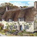 Dunster cottage By Chris Clarke