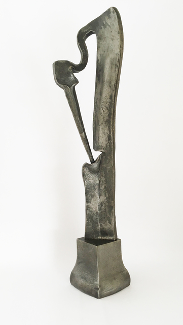 Claudio Bottero  'Cova Sculpture', created in 2010, Original Sculpture Steel.