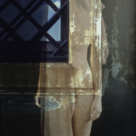 Claudia Nierman: 'Decorousness of history', 1999 Cibachrome Photograph, nudes. Artist Description:  This image is also available printed on canvas 57 x 80. ...
