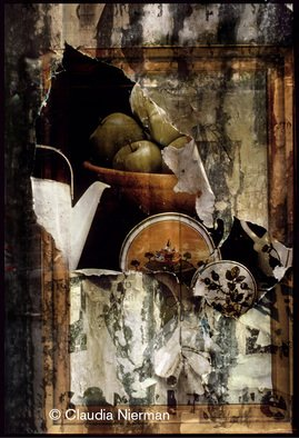 Claudia Nierman: 'El Desayuno', 2007 Other Photography, Cuisine.   This image can be printed in several seizes including 47 x 72 printed on canvas and on photographic paper. Other materials cotton archival photography paper or metallic photographic paper are also possible.Images can be framed or mounted on sintra with or with out acrylic ( no frame) . I am happy...
