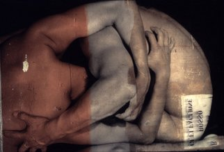 Claudia Nierman: 'Greco Romans 2', 2004 Cibachrome Photograph, nudes.