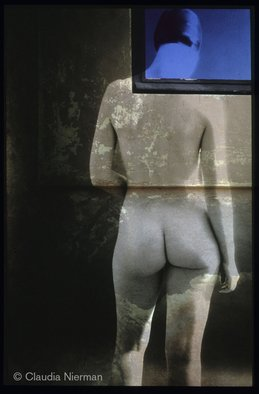 Claudia Nierman: 'La Donna de la Posta Vechia', 1999 Other Photography, Nudes. Artist Description:  This image can be printed in several formats including 57