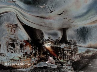 Claudia Nierman: 'Madness', 2007 Other Photography, War.   This image can be printed in several seizes including47