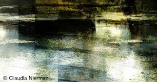 Claudia Nierman: 'Metallic water', 2012 Other Photography, Magical. Artist Description:    Printed on cotton archival photography paper or metallic photographic paper.mages can be framed or mounted on sintra with or with out acrylic. I am happy to custom made for each person' s need. ...