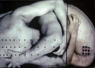 Claudia Nierman: 'The Greco Romans', 2004 Cibachrome Photograph, nudes.