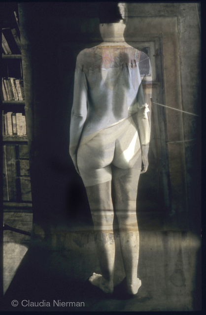 Claudia Nierman  'The Librarian', created in 2002, Original Photography Digital.