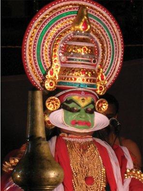 Vishnu Prasad Artwork Kathakali, 2007 Kathakali, Dance