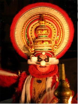 Vishnu Prasad Artwork Kathakali 2, 2007 Kathakali 2, Dance