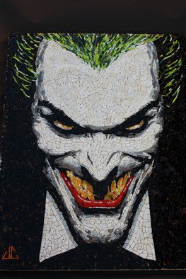 Joseph And Sons Mosaics Artwork Joker Mosaic, 2014 Joker Mosaic, Movies