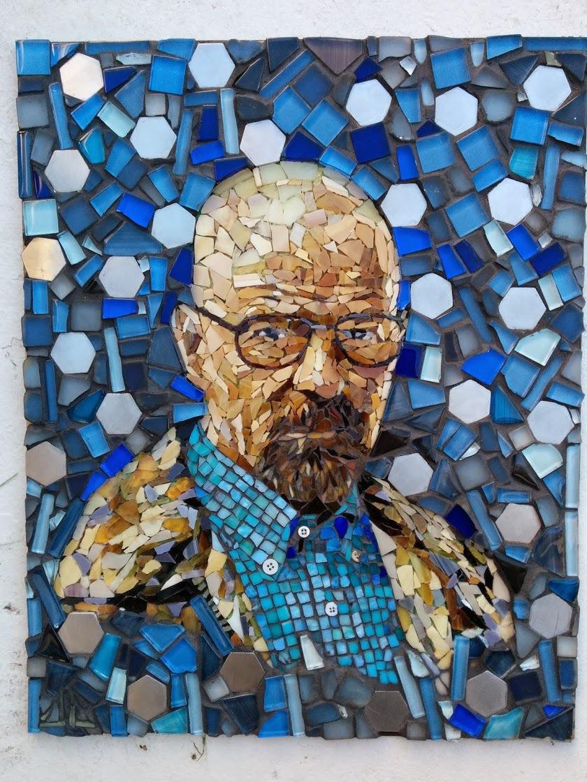 Joseph And Sons Mosaics Artwork Walter White Original