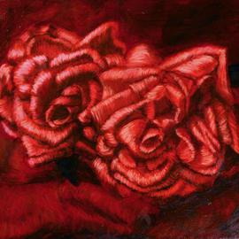 Roses, Lucille Coleman