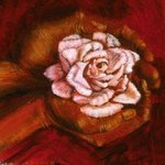 Roses in Hand By Lucille Coleman