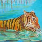 Wading Tiger, Arnold Grace Jr