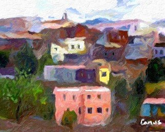 Carlos Camus: 'valparaiso', 2018 Digital Print, Undecided. Arte, pintura, original...