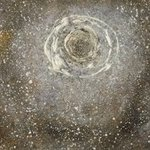moon galaxy By Edward Bolwell