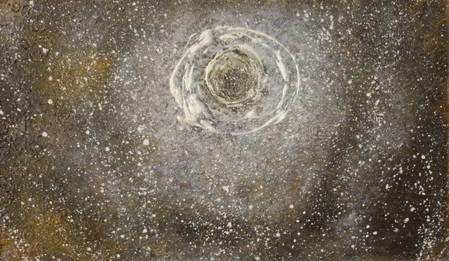Edward Bolwell Moon Galaxy 2017