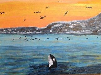 Lena Jones Artwork Free Spirit, 2015 Free Spirit, Landscape