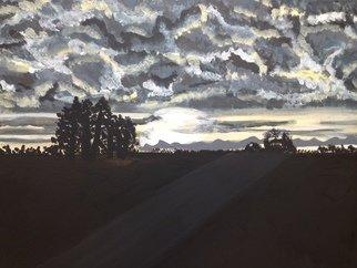 Lena Jones Artwork Road to paradise, 2015 Road to paradise, Landscape