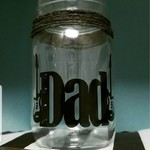 dad rocks jar By Amber Coombe
