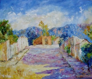 Artist: Cecilia Revol Nunez - Title: EL SUENIO CUMPLIDO  - Medium: Oil Painting - Year: 2013