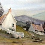 Devonshire Cottages By Charles Rowland