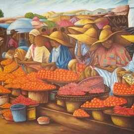 Tomato And Pepper Sellers, Chris Omeruo